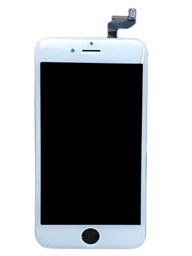ZTR OEM white LCD Display Touch Digitizer Screen Assembly Replacement for iPhone 6s 4.7 inch with 3D touch (Oem Replacement Screen 4s Iphone)