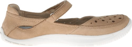 Kalso Earth Womens Precieze Mary Jane Flat Biscuit