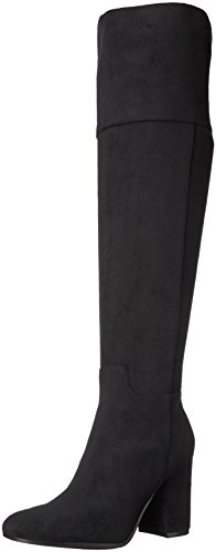 Tommy Hilfiger Women's Neela2 Riding Boot, Black, 9 M US by Tommy Hilfiger
