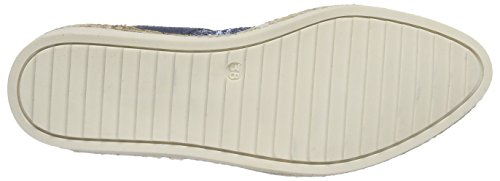 Tamaris royal 23670 Comb Femme Gl 885 Baskets Bleu Basses rqrnBvz6w