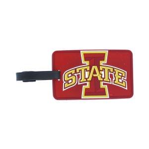 - aminco NCAA Iowa State Cyclones Soft Bag Tag