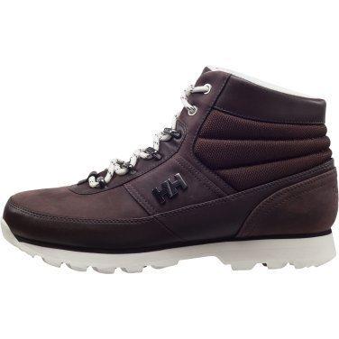 de Marron Helly Chaussures Foncé Woodlands pour Femme randonnée Hansen Montantes W wPWaq4B