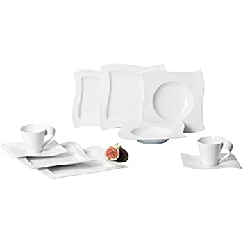 villeroy boch french garden 12 piece set service for 4 dinnerware sets kitchen. Black Bedroom Furniture Sets. Home Design Ideas
