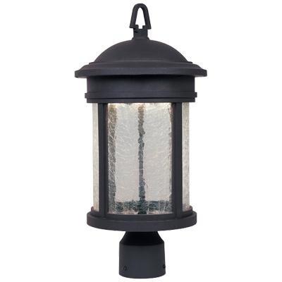 Designers Fountain LED31136-ORB Prado Post Lanterns, Oil Rubbed Bronze ()