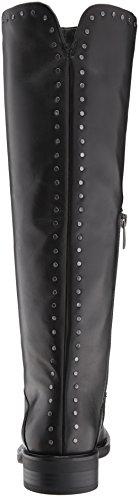 Madden STEVEN Leather Zeeland Black Fashion Boot Women's Steve by rOPqwn8OE