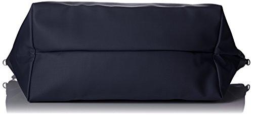 Lacoste NF1947PO, Borsa a Tracolla Donna, 36.5 x 22 x 42.5 cm Eclipse (Eclipse)