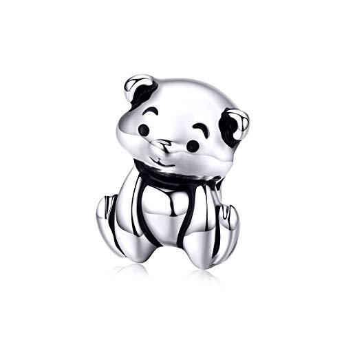 (PHOCKSIN Retro Animal Dog Charms Pet Beads Fits Bracelets for Mothers Day Birthday Gifts)