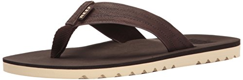 Dark Sandal Voyage Men's Brown Reef wA8fZqc
