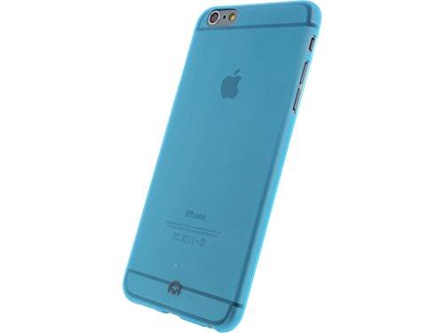 mobilize Gelly Case Ultra Thin Bleu Fluo Apple iPhone 6Plus 6S Plus