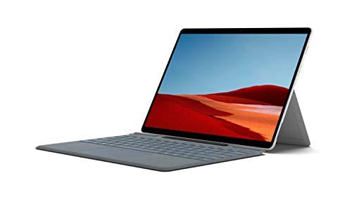 Microsoft Surface Pro X – Ordenador portátil 2 en 1 de 13″ (Wifi + LTE, Microsoft SQ2, 16GB RAM, 256GB SSD, Windows 10) Platino