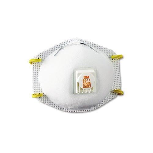MMM8511 Particulate Respirator Exhalation Valve