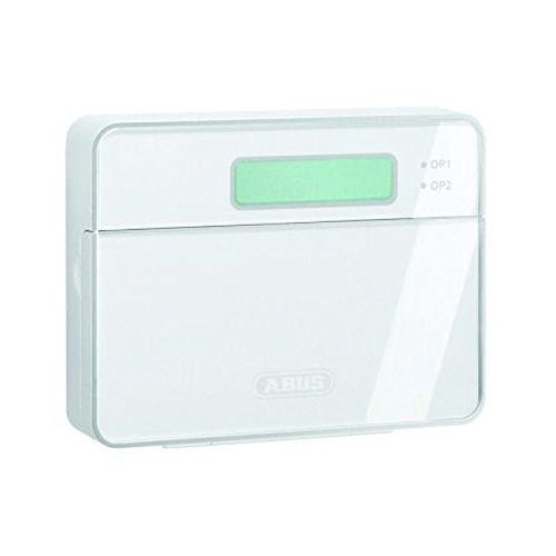 ABUS FU7350W Vigilancia Al/ámbrico, 2 m, 60 g, 12 x 48 x 11 mm, Color blanco, 120 x 20 x 250 mm