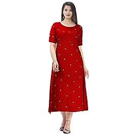 Buy Cottonwalas Women's Maxi Dress India 2021