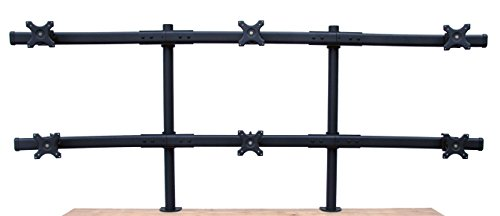 Tyke Supply Super Hex Monitor Stand Model 600