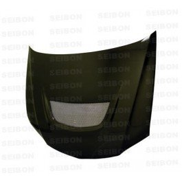 SEIBON 03-07 Lancer Evo 8/9 Carbon Fiber Hood OEM 05/06