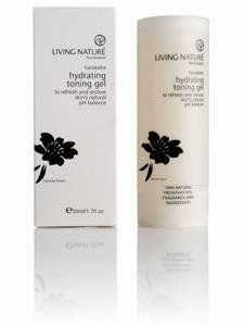 (Living Nature Hydrating Toning Gel)