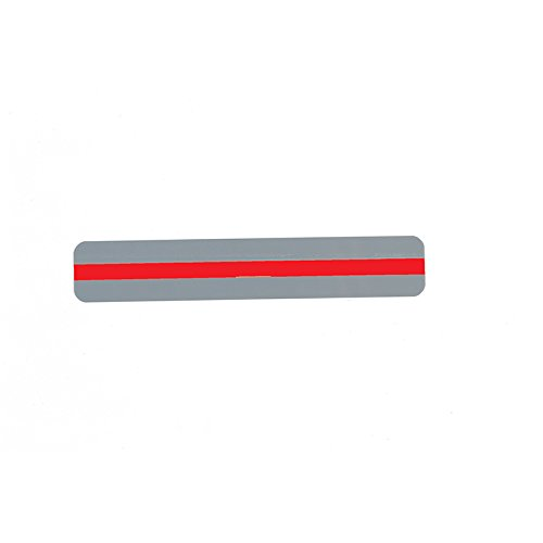 ASHLEY PRODUCTIONS READING GUIDE STRIPS RED (Set of 100)