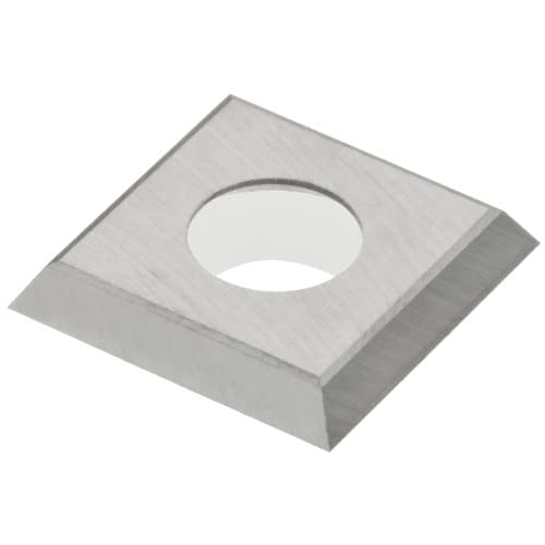 1//64 Radius 3//16 Width Micro 100 AL-4 Brazed Tool 1//4 Height Tip Dimension of 1//16 Thick Left Hand Square Shank DiameterStyle A 2.000 Length 1//4 Length 1//4 Width