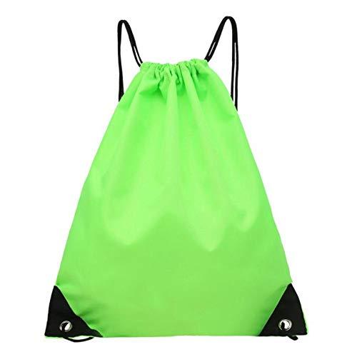 Cycle cordonnet Vert dos Bleu Femmes Aprigy Sacs à unisexe Casual imperméable extérieur Nylon cordonnet Grand poitrine Hommes foncé Sac sac à Mode Sac 5Bqwx0