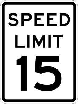 Amazon.com: Amai store Speed Limit 200 - Señal de ...