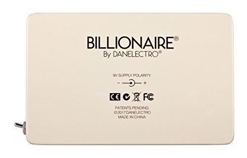 Amazon Danelectro Billionaire Bat 1 Battery Billionaire Pedal
