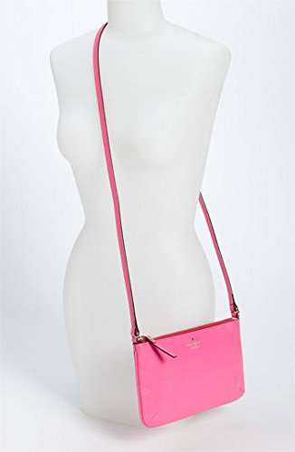 Kate Spade Janelle Mikas Pond Crossbody Bag Pink SyaAFs