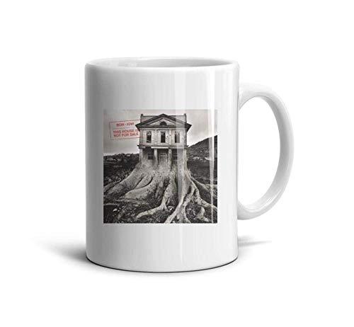 Bon-Jovi-These-Days- Classic Coffee Mugs 11oz Ceramic Tea Cups,Bon Jovi This,One Size