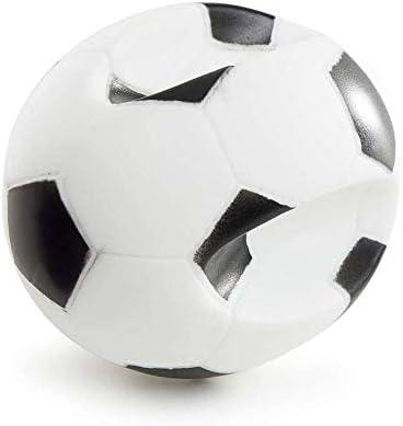Martin Sellier: Juguete Pelota de fútbol con asas para perro ...