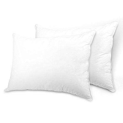 langria-queen-down-alternative-bed-pillows-with-hypoallergenic-and-breathable-100-cotton-shell-white