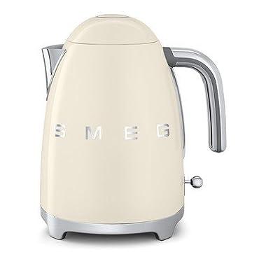 Smeg 1.7-Liter Kettle-Cream