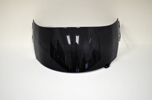 Dark Smoke Tint Tinted Helmet Visor Shield for Suomy Spec 1r Extreme Apex Excel (Aftermarket Shield) ()