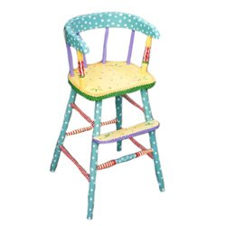 Charming Country Style Youth Chair