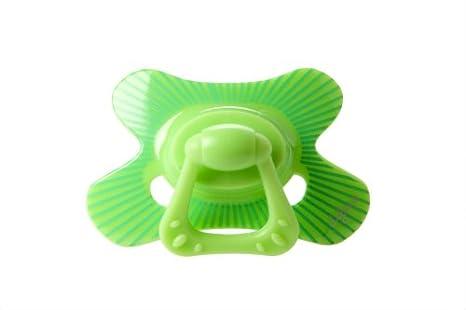 Grande Dental Chupete Semi relleno sólido verde impresión 12 ...