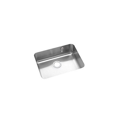 Elkay ELUH2115EK Gourmet E-Dock Undermount Kitchen Sink, 23.5'' x 18.25'' x 7.5'' by HM Wallace by HM Wallace