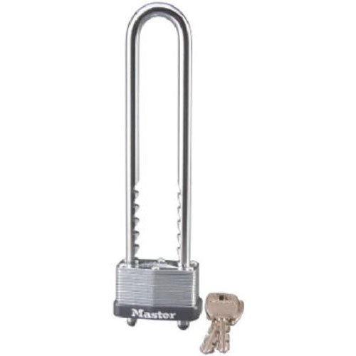 Master Lock 517D Laminated Padlock with Long Shackle