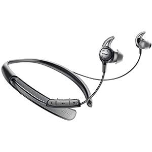 Bose Quiet-control 30 Wireless Headphones Noise Cancelling – Black (Renewed)