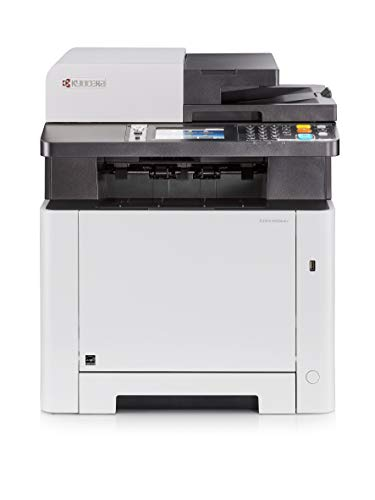 Kyocera Ecosys M5526cdn All-in-one Colour Laser Multifunction Printer,...