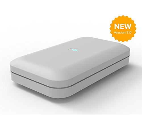PhoneSoap 2.0 & 3.0 UV Sanitizer and Phone Charger