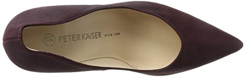 Peter Kaiser Women's Dione Closed Toe Heels, Green, 8 UK Purple (Acai Birma)