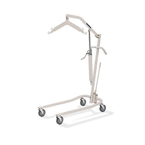 Invacare 9805P Personal Hydraulic Patient Body Lift Kit With Mesh Sling (Medium R110) ()