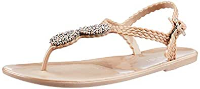 HOLSTER La Vida Women's Everyday Comfort Shoes, Champagne, 6 US
