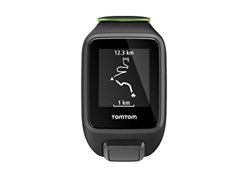 Sportelektronik TomTom Runner 3 Cardio Sportuhr Large Schwarz günstig kaufen GPS & Sportuhren