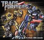 16 Month 2010 Calendar (Transformers 2 Revenge of the Fallen 2010 16 Month Calendar)