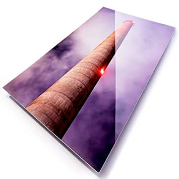 PORTRILUX Custom Modern Metal Prints – High Gloss, Made on a 1 16 Gallery Aluminum Sheet and Comes with Ready to Hang Back Mount 10 x10