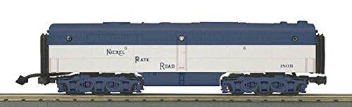 RailKing(R) Diesel Alco PB Non-Powered - 3-Rail - Nickel Plate Road