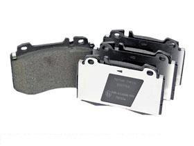 Mercedes r129 SL 500 600 Brake Pad Set Front CERAMIC Textar Epad friction pads