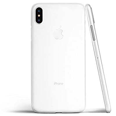 Thin iPhone Xs Max Case, Thinnest Cover Ultra Slim Minimal - for Apple iPhone Xs Max (2018) - totallee (Frosted Clear) - 4005156 , B07HB546VT , 454_B07HB546VT , 30.97 , Thin-iPhone-Xs-Max-Case-Thinnest-Cover-Ultra-Slim-Minimal-for-Apple-iPhone-Xs-Max-2018-totallee-Frosted-Clear-454_B07HB546VT , usexpress.vn , Thin iPhone Xs Max Case, Thinnest Cover Ultra Slim Minimal - for