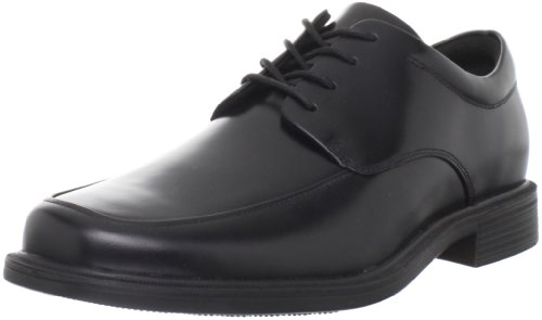 Rockport Men's Evander Moc Toe Oxford-Black-13  M (Moc Rockport Toe)