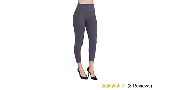 86f5b2e4b478b SPANX Women's Cropped Essential Leggings at Amazon Women's Clothing store: