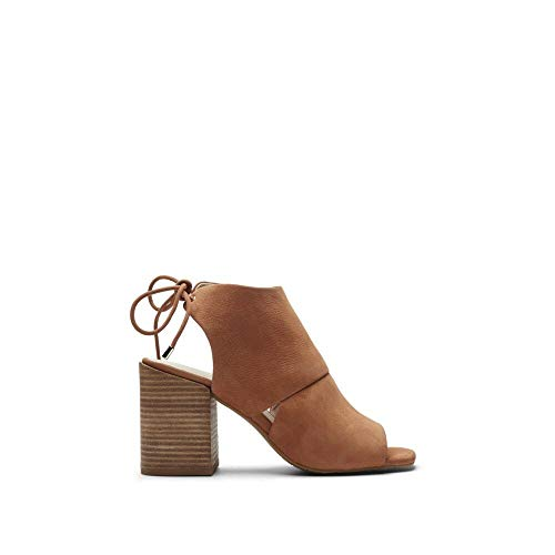 Kendall Pump Sets - Kenneth Cole New York Women's Katarina Heeled Sandal, Cognac, 8 M US
